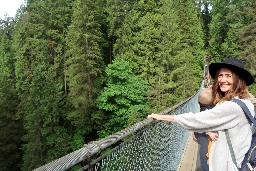 Things to do in Vancouver - Capilano Suspension Bridge