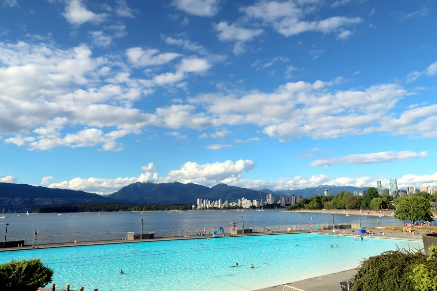 Things to do in Vancouver - Kitsilano Beach
