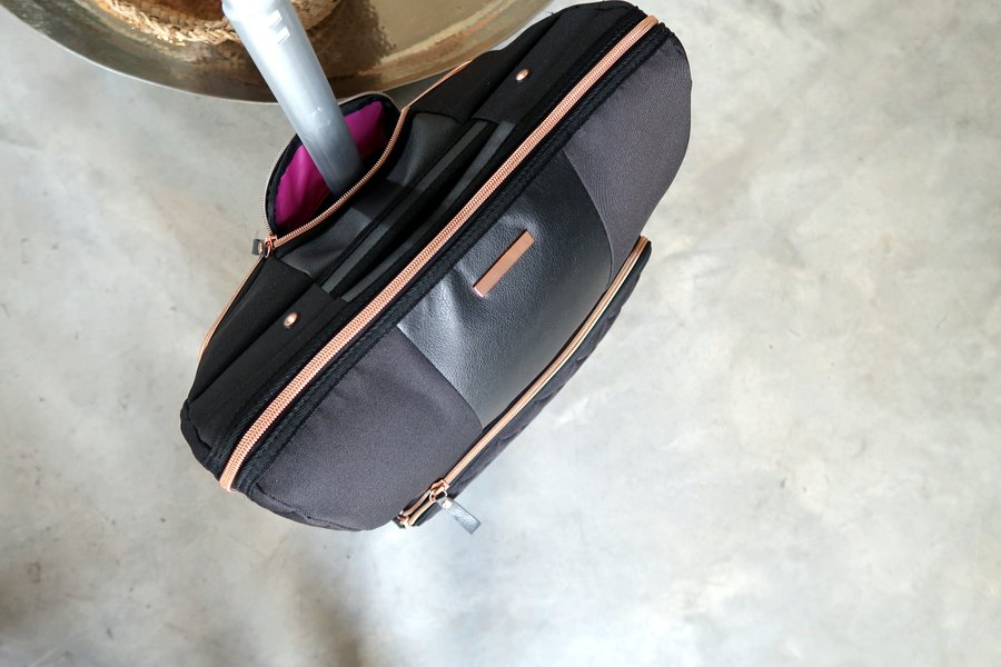 The Travel Hack Pro Cabin Case Review