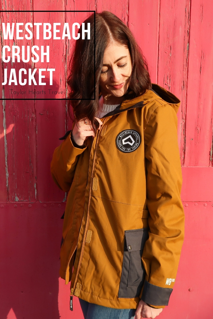 Westbeach Jacket Review