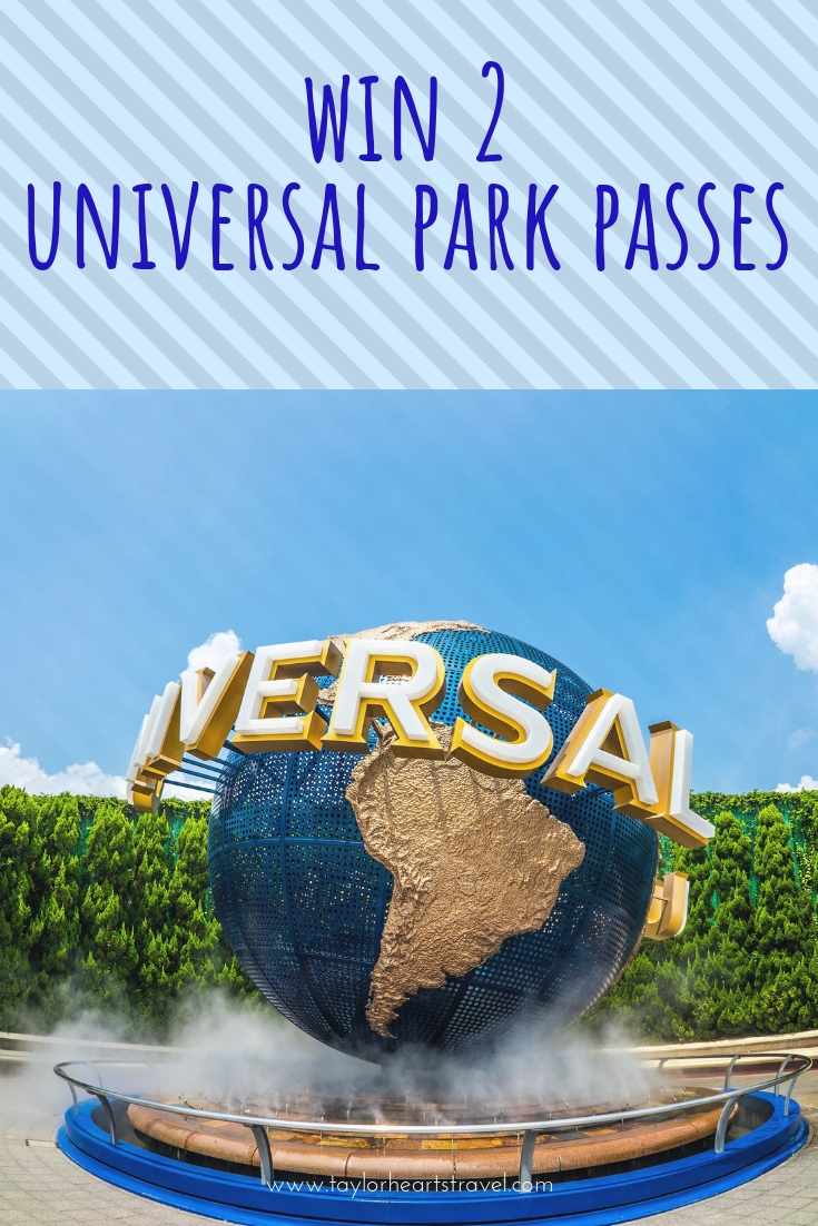 Universal Park Orlando, Travel Competition, Win a Trip