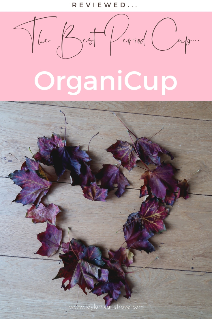 The best period cup - OrganiCup Review,