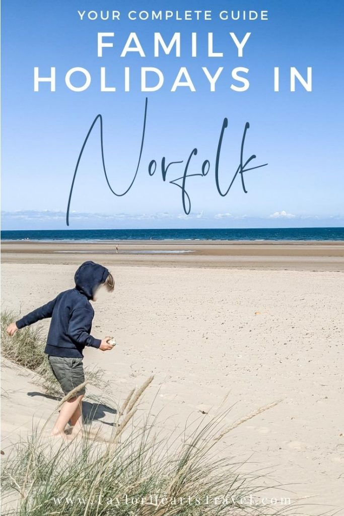 Article cover for family vacation in Norfolk